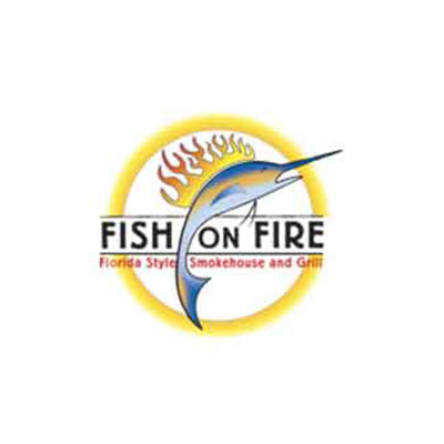 Fish-on-fire